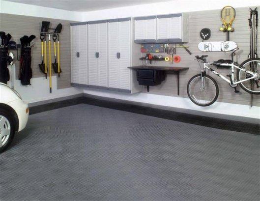 Создание дизайна в гараже