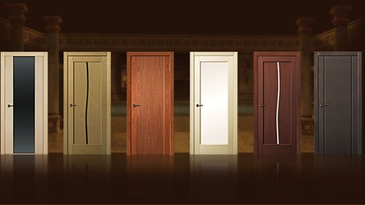 Межкомнатные двери от Фрязино