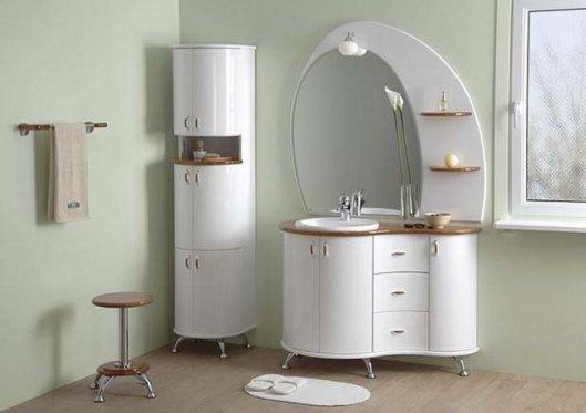 Выбираем мебель в ванную комнату