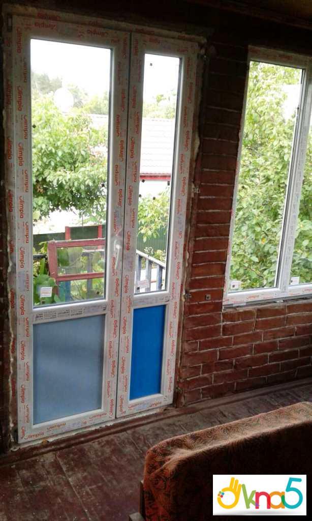 Как подобрать оптимальные двери балконные